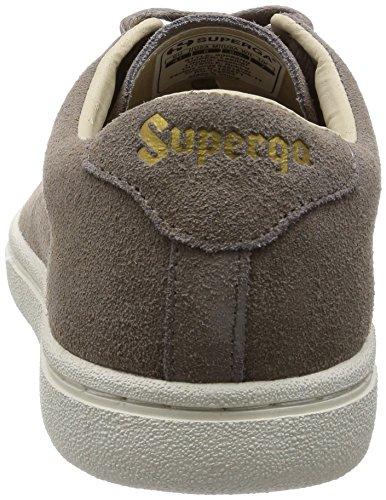 Superga Unisex-Erwachsene 4530-Sueu Sneaker Beige - Beige (956 Sand)
