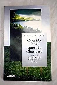 Querida jane, querida charlotte par  Laura Espido Freire