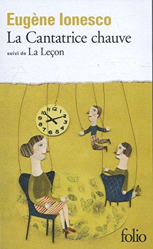 La Cantatrice Chauve / La Lecon