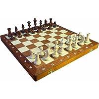 ChessEbook-Schachspiel-Staunton-Nr-3-35-x-35-cm-Holz