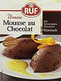 RUF Mousse au Chocolat mit Schokoladen Stückchen klassisch (100 g)