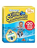 Huggies Little Swimmers- Bañadores Desechables, talla 2-3, 20 unidades