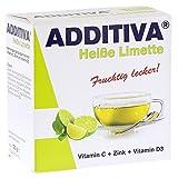 Additiva Heiße Limette, 120 g