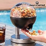 Sweet & Salt Ball Mini - Il nuovo dispenser automatico di caramelle, cioccolatini, arachidi e frutta secca - distributore dispencer dosatore ad infrarossi di noccioline, chewing gum