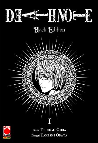 Death Note Black Edition Terza Ristampa 1
