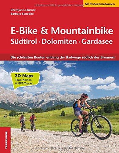 Preisvergleich Produktbild E-Bike - Mountainbike: Südtirol · Dolomiten · Gardasee