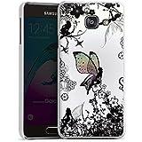 Samsung Galaxy A3 (2016) Housse Étui Protection Coque Elfe Fée Papillon