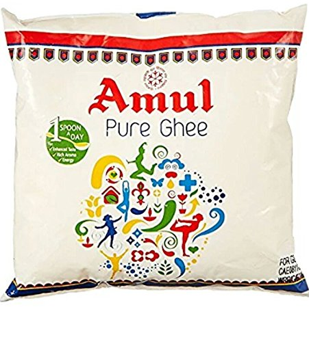 Amul – Pure Ghee, 500ml Pack