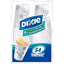 Dixie Cup, 54 Count (Pack of 3) by Dixie