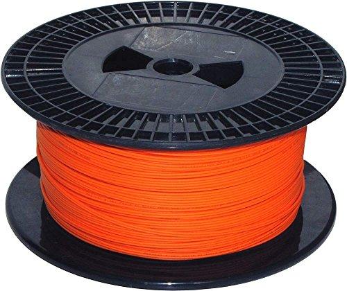 Cablematic - Bobina de Fibra óptica 62.5/125 multimodo 3.0 mm Duplex de 300 m