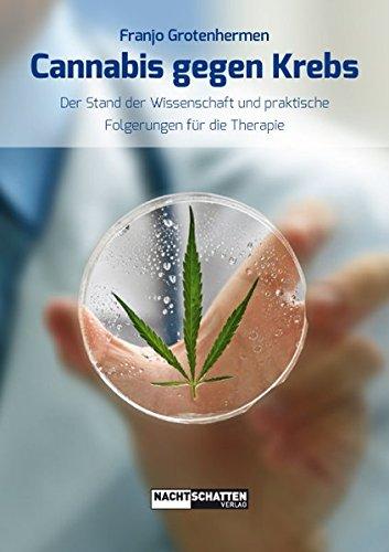 Buchseite und Rezensionen zu 'Cannabis gegen Krebs' von Franjo Grotenhermen