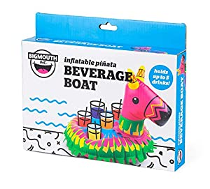 Big Mouth Toys BMDF-0011 Big Mouth BEV Barco Multi Pinata, Color