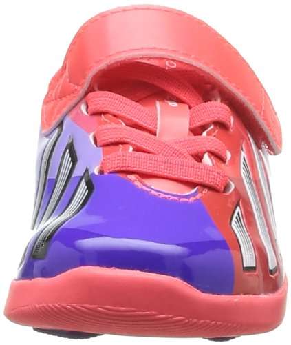 adidas F50 Adizero I Messi, Baskets mode mixte bébé Rose (Rose Vif/Blanc/Violet Vif)