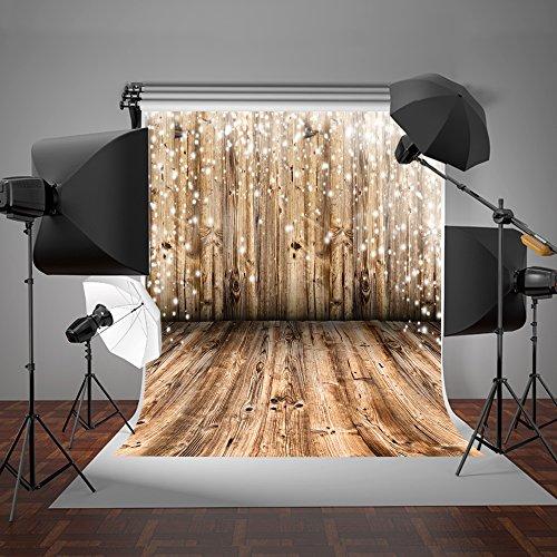 5x7ft(150x220cm) Weihnachten Photography Hintergrund grau Holz Wort für Kinder Weihnachten Foto Hintergrund Holz Hintergründe wy00024