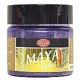 Viva Decor Maya Gold 45Ml-Violet