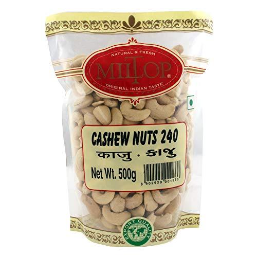 9. Miltop Cashew 240