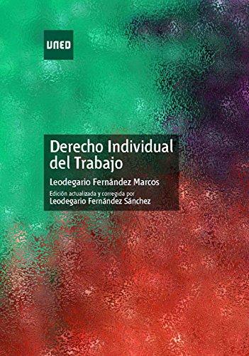 DERECHO INDIVIDUAL DEL TRABAJO por Leodegario Fernández Sánchez