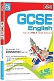 Letts GCSE English 2008/09 (PC)