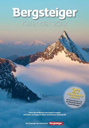 Bergsteiger Kalender 2012 (Spielen Bergsteiger)