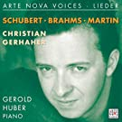 Arte Nova Voices - Lieder: Schubert, Brahms, Martin