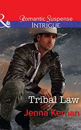 Tribal Law (Mills & Boon Intrigue) (Apache Protectors, Book 3)