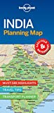 #4: Lonely Planet India Planning Map