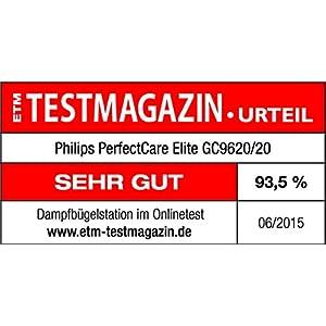 Philips gc9620 20 centrale vapeur perfectcare elite - Centrale vapeur philips gc9620 ...