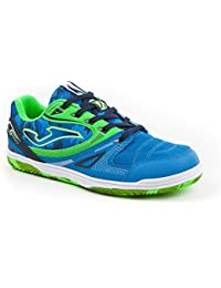 Joma Calcetto Liga-5 Aw 616 Lemon Fluor-Royal-Navy Sala 42 BF0wP