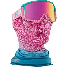 Anon Snowboard Gafas niña Relapse Jr MFI, niña, Snowboardbrille RELAPSE JR MFI, Love/Pink Amber