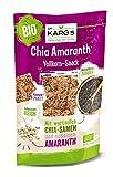 Bio Chia Amaranth Vollkorn-Snack, 110 g Dr.Karg