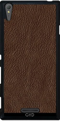 custodia-sony-xperia-t3-pelle-marrone-by-utart