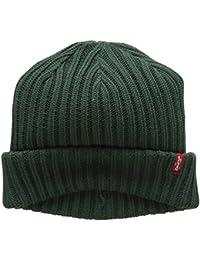 Levi's Ribbed Beanie Hat