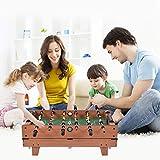 Multifunktionsspieltisch Multi-Spieltisch Multigame 4 in 1 Tischfußball Billard Tischtennis Hockey - 2