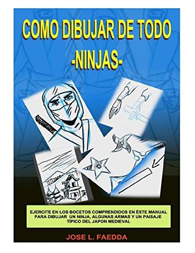 Como dibujar de todo-ninjas-: dibujo