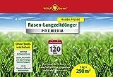 WOLF-Garten Rasen-Langzeitdünger »Premium« 120 Tage LE 250; 3830030 - 4