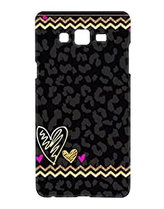 Crackndeal Back Cover for Samsung Galaxy On7 Pro
