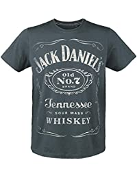 Jack Daniel Old No. 7 T-Shirt black