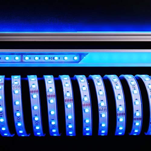 Full Color RGBW LED IP67 24V Chrommoterapie Pool Bad Dusche RGBWW