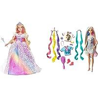Barbie Dreamtopia Principessa Gran Galà, Bambola Con Accessori, Giocattolo Per Bambini 3+ Anni & Bambola Capelli…