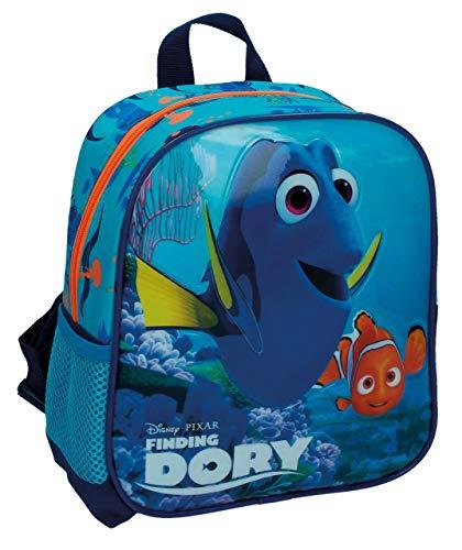 Kindergartenrucksack Finding Dory Blau (Nach Dorie Suche)