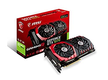 Gaming GeForce GTX 1070 8GB GDDR5 SLI DirectX 12 VR Ready Ekran Kartı (GTX 1070 GAMING X 8G)