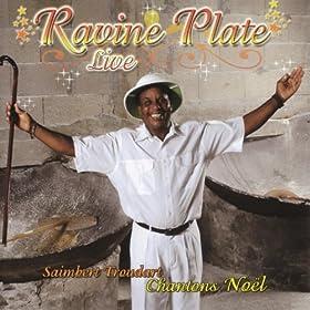Ravine Plate Live : Chantons No�l