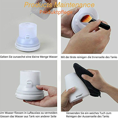 InnooTech Aroma Diffuser-Luftbefeuchter-Duftspender - 6