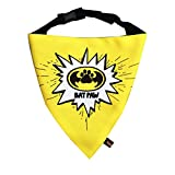 #10: Dog Bandana by LANA quirky & cool dog fashion accessory with easy to use adjustable strap (Large)