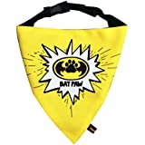 Dog Bandana by Lana Quirky & Cool Dog Fashion Accessory with Easy to use Adjustable Strap (Small-Medium)