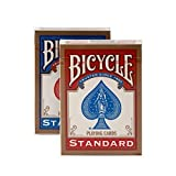 Bicycle Standard Playing Cards (Set of 2...