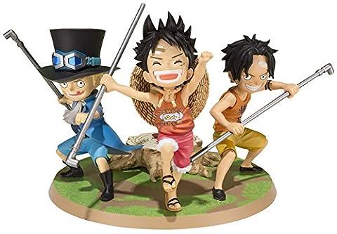 Figur 'One Piece': Little Luffy Ace Sabo