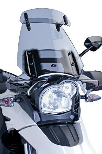 PUIG - 5852W : Visera deflector aire Multiregulable cupulas fijada con tornillos 250x100mm