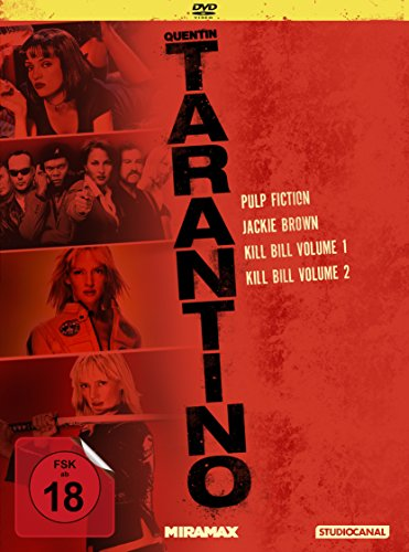 Tarantino Collection [4 DVDs]