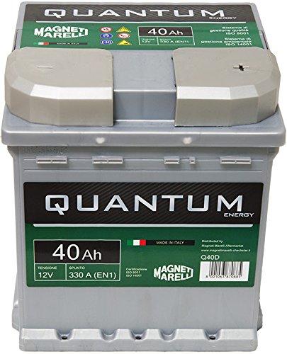 Quantum Marelli L0 Batteria Auto 40AH 300A 12V